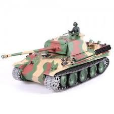 <b>Радиоуправляемый танк Heng</b> Long Panther Type G с ...