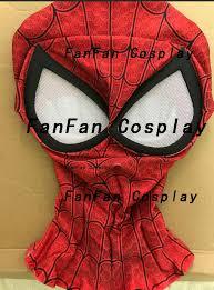 Classic Spiderman Superhero <b>Cosplay Costume</b> Zentai Spiderman ...