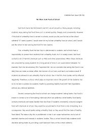 healthy food essay odolmyipme