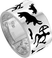 Серебряное кольцо <b>Kabarovsky</b> 11-014-0002 — купить в AllTime ...