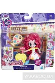 <b>Мини</b>-<b>кукла Equestria Girls</b> My Little Pony Художница Пинки Пай ...