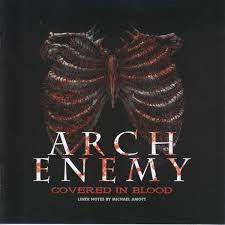 <b>Arch Enemy</b> - <b>Covered</b> In Blood (2019, CD) | Discogs
