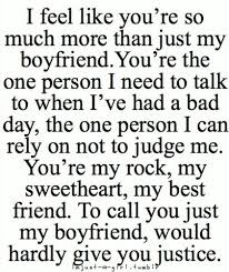 49 Cute Boyfriend Quotes for Him via Relatably.com