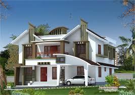 Modern house elevation from Kasaragod  Kerala   Kerala home design    Home in Kasaragod  Kerala