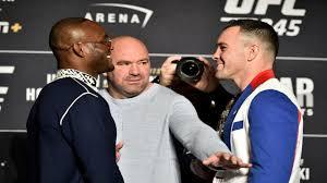 UFC 245 title fight predictions: Usman v. Covington, Nunes v. de ...