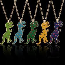Wholesale Diy <b>Alloy Cartoon Cute</b> Fun <b>Dinosaur</b> Shape Pendant ...