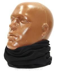 <b>Бандана Buff Windproof</b> Solid New Black, арт. 113238.999.10.00 ...