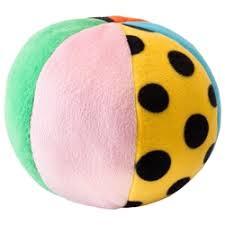«<b>IKEA</b> ЛЕКА <b>Мягкая</b> игрушка, мяч» — Детские товары — купить на ...