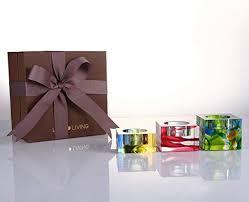 LIULI Crystal Art - Luxury Gift Set Handmade Crystal ... - Amazon.com