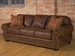 astounding western brown top grain leather couch with two diagonal patterned cushions with leather furniture also astounding red leather couch furniture