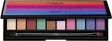 L'Oréal <b>Color Riche</b> Eyeshadow Palette La Palette <b>Glam</b> 7g ...