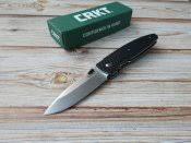 <b>Складной нож</b> от компании CRKT®. Модель <b>Lucas</b> Burnley ...