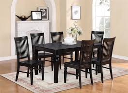 black kitchen dining sets: black square kitchen table details about square dining dinette kitchen counter height table black