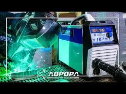 Инверторный <b>сварочный полуавтомат АВРОРА Динамика</b> 200 ...