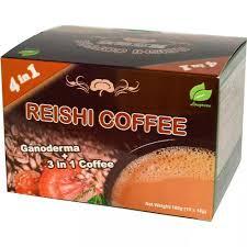 Longreen Ganoderma Coffee <b>4 In 1 Reishi</b>