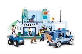 <b>Конструктор COBI Полицейский</b> участок COBI-1574 | Купить в ...