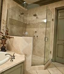 spa bathroom showers: simple yet cozy small bathroom with small spa bathtub and small