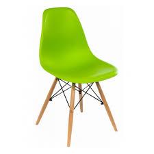 <b>Стул</b> обеденный <b>WOODVILLE Eames</b> PC-015 green (4шт/уп ...