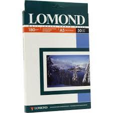 LOMOND 0102068 (A5, 15x21см, 50 листов, 180 г / м2) <b>бумага</b> ...
