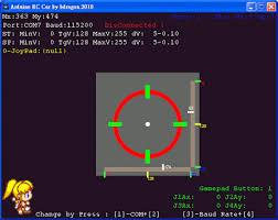 Ch3 Client Program using Dev-C++ plus <b>SDL</b> - Arduino <b>RC Car</b> ...