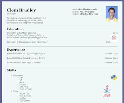 resume  resume  ITP WebDev