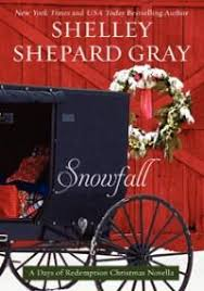 """""""<b>Snowfall</b>,"""" the new Days of <b>Redemption</b> novel from Shelley ..."""