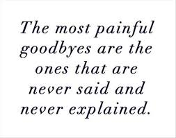30 Goodbye Quotes That Make You Cry | Pulpy Pics