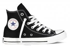 Купить кеды <b>Converse All Star высокие</b> чёрно-белые. Конверс в ...