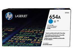 Купить <b>CF331A Тонер</b>-<b>картридж HP 654A</b> Лазерный Голубой ...