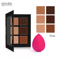 <b>IMAGIC</b> Full Concealer 6 Concealer Makeup Eye Dark Circle <b>Repair</b> ...
