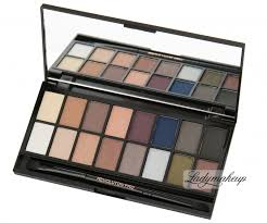 <b>MAKEUP REVOLUTION</b> - <b>ICONIC PRO</b> 2 PALETTE - 16 Eyeshadows