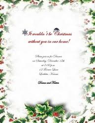 christmas party invitation templates word rustic com excellent christmas party invitation templates for word about mini st article