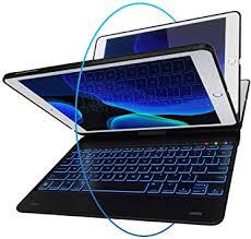 iPad Keyboard Case for iPad 2018 (6th Gen) - iPad ... - Amazon.com