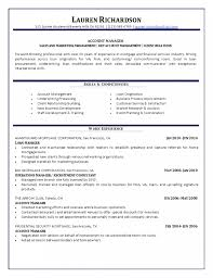 skills of a restaurant manager for a resume