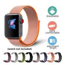 <b>Nylon</b> Woven <b>Sport</b> Loop Браслет Беспроводной Bluetooth Пот ...
