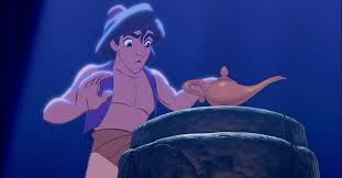 Did Aladdin Ask Teenagers to Take Off Their <b>Clothes</b>?