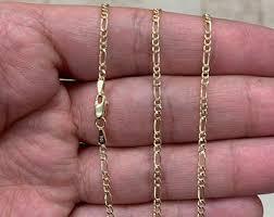 1.25 to 6.00 14k Yellow Gold 1.3mm Diamond-Cut Box Chain ...