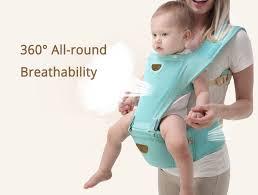 <b>Honeylulu</b> Breathable Mesh <b>Baby</b> Carrier Fashion Large Capacity ...