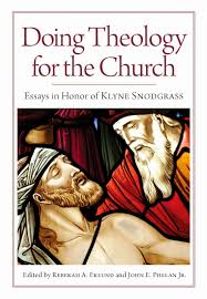 paul redux the gospel of jesus christ in the greco r world a also a mentor at north park theological seminary dr klyne snodgrass the paul w brandel professor of new testament studies the collection of essays