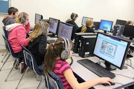 can new technologies help students essay learning com kicks up tech ed curriculum at apw elementary school