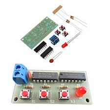 Seasiant India <b>3pcs DIY Three Person</b> Voter Module Kit: Amazon.in ...
