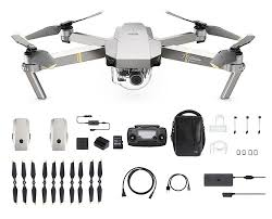 <b>Квадрокоптер DJI Mavic</b> Pro Platinum Fly More Combo Купить у ...