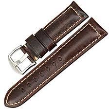 <b>MAIKES</b> Watchband <b>Watch Band</b> Genuine Leather <b>Watch Strap</b> Oil ...