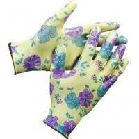 <b>Перчатки садовые Grinda</b> 11295-XL прозрачное нитриловое ...