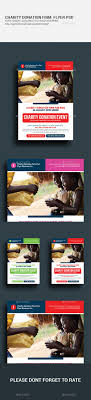 charity donation flyer template volantini modello di volantino charity donation flyer template design graphicriver net