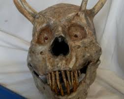 Image result for real demon skull