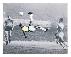 「1977, Edson Arantes do Nascimento retirement」の画像検索結果