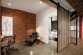 brooklyn office home office industrial amazing ideas with sliding barn doors wood brooklyn industrial office