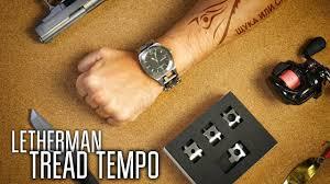 <b>Часы</b> для активного отдыха - <b>Leatherman Tread Tempo</b> ...