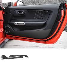 <b>lsrtw2017</b> carbon fiber <b>PVC car</b> door anti kick sticker for ford ...